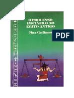 Max Guilmot - O Processo Iniciático No Egito Antigo (Rev)