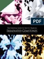 Brochure Irradiated Gemstones