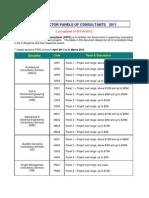PSPC Listing