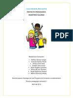 proyecto pedagogico melositos