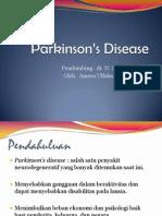 Referat Ameru Parkinson Ppt