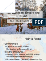 10 1 - the byzantine empire