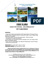 Coron, Palawan Hassle Free Package - Land Arrangement
