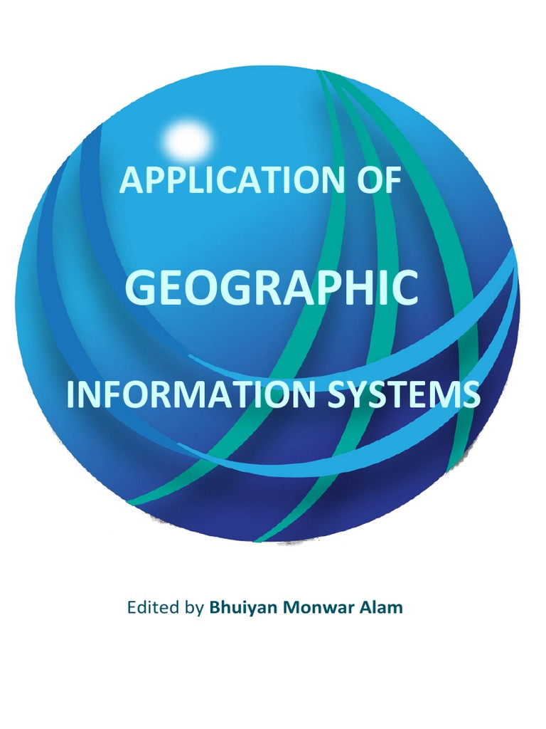 Application Geographic Information Systems i to 12 | Geographic ...