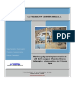Plan Integral Implementacion LMP Adecuacion ECA U.M SAN GENARO
