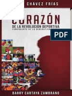 Libro Chavez Corazon de La Revolucion Deportiva