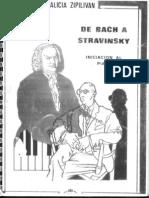 De Bach a Stravinski_Alicia Zipilivan