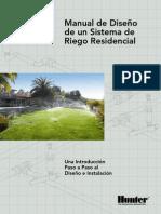 Manual Diseño Sistema de Riego Residencial DG_ResidentialSprinklerSystemDesignHandbook_sp