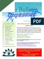 BBST Newsletter 18 May 14