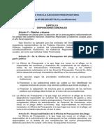 Directiva Ejecucion RD002 2010 EF76.01