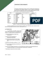 Chapitre 2 Prospection, Exploration Et Exploitabilité