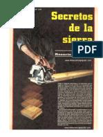 Secretos Sierra Circular Mayo 1987