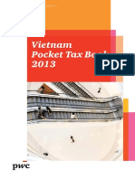 PwC Vietnam Pocket Tax Book 2013