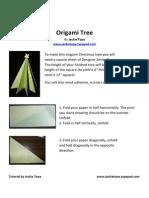 El Árbol Del Origami