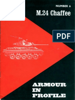 Armour in Profile - 006 - M24 Chaffee