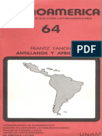 Antillanos y Africanos