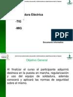 Soldadura Electrica TIG MIG
