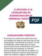 Etica Aplicada a La Licenciatura en Administración De