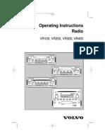 Volvo stereo