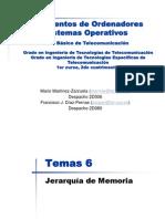FOSO T06 Jerarquia Memoria