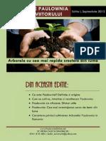 Totul Despre Paulownia Revista PDF