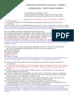 PP-12 Comentário - Criminologia Mônica