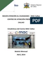 Boletin MAC Callao Abril 2014