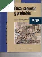 Libro de etica, sociedad y profesión.