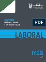 Magister en Derecho UAI Laboral