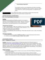 nanotechnology design brief 2014
