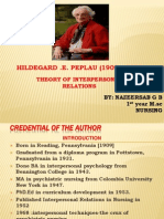 Interpersonal Theory