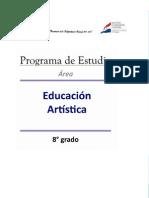 Educ. Artística 8° Grado 29_11