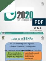 Plan Nacional Desarrollo Sena