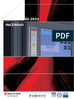 Antincendio Notifier 2013