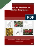 Manual de Semillas de Arboles Tropicales