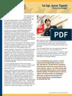 Print Feature - 1st Sgt. Aaron Tippett