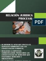 Relación Juridica Procesal