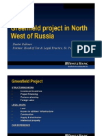 Greenfield Project