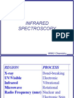 Infrared Spectroscopy Chem 308