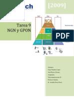 Tarea 9 Teleco2 NGN GPon (Completo)