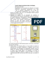 16. Circuitos Eléctricos de Control