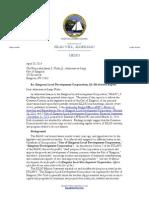 KLDC Q1 2014 Letter Report