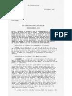 Scn CadetOrg CEO Eval Scientology Aides Order 203 71