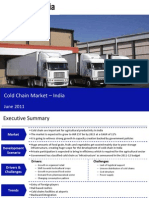 Cold Chain Market India