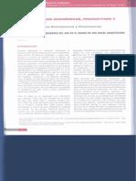 Perspectivas Economicas, Productivas y Comerciales-El Fondo Comun de Reservas Del Sur en El Marco de Una Nueva Arquitectura Financiera Regional