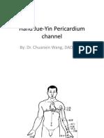 Class 8 - Hand Jue-Yin Pericardium Channel