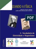 2 - Vocabulario de Eletricidade e Magnetismo Impressao