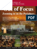 Stanford Journal of International Relations Spring 2014