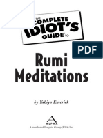 The Complete Idiots Guide to Rumi Meditations