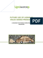 Future use of Lignin in Value Added Products